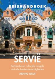 Reisgids Servië | Elmar reishandboek | ISBN 9789038925110