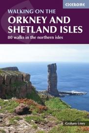 Wandelgids Walking on the Orkney & Shetland Islands  | Cicerone | ISBN 9781852848347