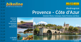 Fietsgids Provence Radatlas | Bikeline | ISBN 9783850008044
