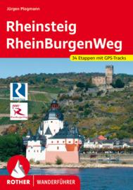 Wandelgids Rheinsteig / RheinburgenWeg | Rother Verlag | ISBN 9783763343546