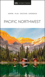 Reisgids The Pacific Northwest | Eyewitness | ISBN 9780241411513