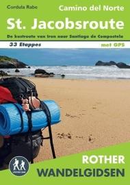Wandelgids-Trekkinggids Camino del Norte | Elmar | Kustroute van Irun tot Santiago de Compostela | ISBN 9789038924052