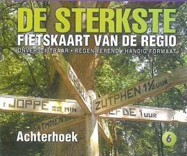 Fietskaart Sterkste kaart van de regio : Achterhoek | Buijten & Schipperheijn | ISBN 9789058817082