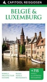 Reisgids België en Luxemburg | Capitool | ISBN 9789000341481