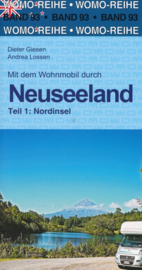 Campergids Nieuw Zeeland Noord - Neuseeland Nordinsel | WOMO verlag 93 | ISBN 9783869039336