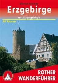 Wandelgids Rother Erzgebirge  | Rother Verlag | ISBN 9783763340095