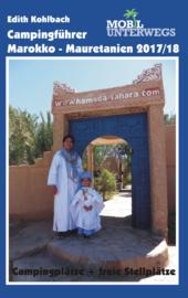 Campinggids Campingführer Marokko - Mauretanien 2017-2018 | Mobil unterwegs | ISBN 9783941015258