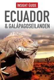 Reisgids Ecuador | Insight Guide | ISBN 9789066554573 - Nederlandstalig