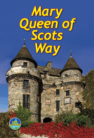 Wandelgids-Trekkinggids Mary Queen of Scots | Rucksack Readers | ISBN 9781898481485