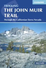 Wandelgids John Muir Trail | Cicerone | ISBN 9781852847906