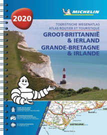 Wegenatlas Groot Brittannie & Ierland 2020 | Michelin | ISBN 9782067237148