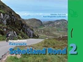 Fietsgids Schotland Rond 2 | Europafietsers | ISBN 9789064558252