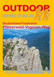 Wandelgids - Trekkinggids Pfälzerwald - Vogesenweg | Conrad Stein | ISBN 9783893923762