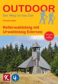 Wandelgids  Kellerwaldsteig mit Urwaldsteig Edersee | Conrad Stein Verlag | ISBN 9783866866232