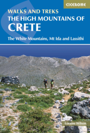 Wandelgids-Trekkinggids High Mountains of Crete | Cicerone | ISBN 9781852847999