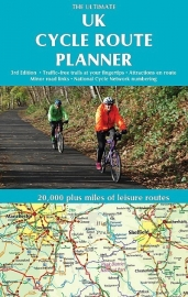 Fietskaart Excellent | UK Cycle route planner | ISBN 9781901464351