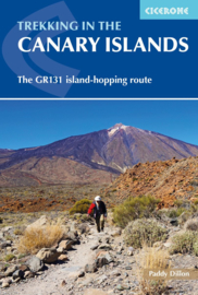 Wandelgids Trekking in the Canary Islands: The GR131 Island Hopping Route | Cicerone | ISBN 9781852847654