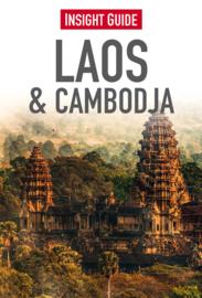 Reisgids Laos en Cambodja | Cambium - Insight Guide  | ISBN 9789066554658