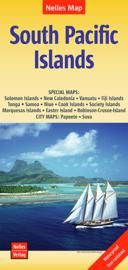Overzichtskaart Nelles South Pacific | 1:1,3 miljoen | ISBN 9783865746184
