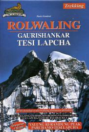 Wandelkaart Rolwaling - Gaurishankar / Tesi Lapcha | Nepa Maps | 1:125.000 - 1:50.000 | 9799993323273