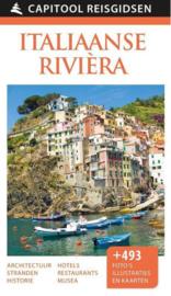 Reisgids Italiaanse Riviera | Capitool | ISBN 9789000341832