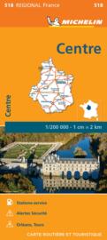 Wegenkaart Centre 2020 | Michelin 17518 | ISBN 9782067243811