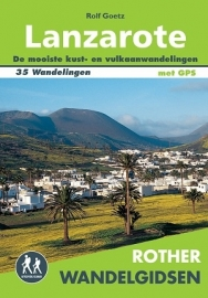 Wandelgids Lanzarote | Elmar - Rother Verlag | ISBN 9789038925431