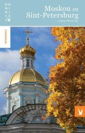 Stadsgids Moskou & St. Petersburg   Dominicus   ISBN 9789025764876