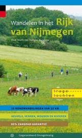 Wandelgids Wandelen in het Rijk van Nijmegen | Gegarandeerd Onregelmatig | ISBN 9789078641834