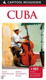 Reisgids Cuba | Capitool | ISBN 9789000341610