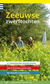 Wandelgids Zeeuwse Zwerftochten | Gegarandeerd Onregelmatig | ISBN 9789078641810