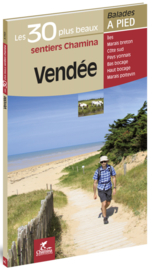 Wandelgids Vendée | Chamina | ISBN 9782844664273