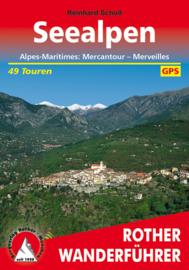 Wandelgids Seealpen | Rother Verlag | Alpes-Maritimes - Mercantour - Merveilles | ISBN 9783763341467