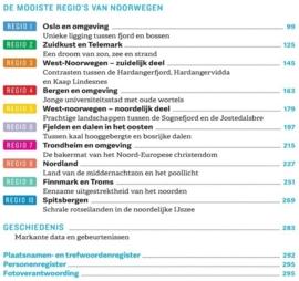 Reisgids Noorwegen Autoboek   Lannoo   ISBN 9789401460156