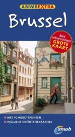 Reisgids Brussel | ANWB Extra | ISBN 9789018032197