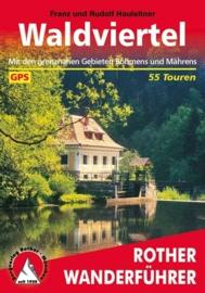 Wandelgids Waldviertel  | Rother Verlag | ISBN 9783763344000