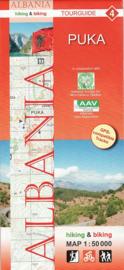 Wandelkaart Puka | Huber Verlag 04 | 1:50.000 | ISBN 9783943752106