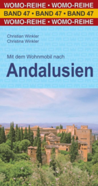Campergids Andalusië - Spanje Zuid | WOMO 47 | ISBN 9783869034751