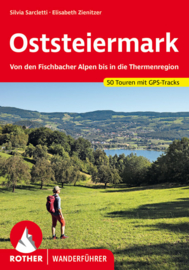 Wandelgids Ostteiermark | Rother Verlag | ISBN 9783763345779