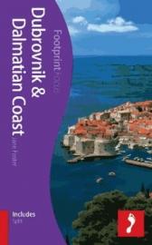 Reisgids - Stadsgids Dubrovnik & Dalmatian Coast | Footprint | ISBN 9781909268135
