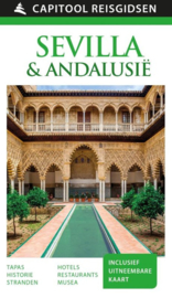 Reisgids Sevilla and Andalusië | Capitool | ISBN 9789000366149