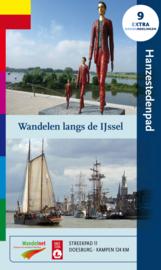 Wandelgids - Trekkinggids Hanzestedenpad | ISBN 9789492641083