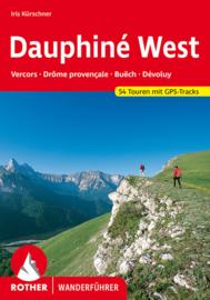 Wandelgids Dauphiné West / Vercors (inclusief Drôme !) | Rother Verlag | ISBN 9783763343348