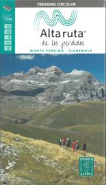 Wandelkaart La Alta Ruta de Los Perdidos | Editorial Alpina | 1:30.000 | ISBN 9788480908337