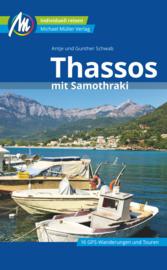Reisgids Thassos & Samothraki | Michael Müller Verlag | Griekenland | ISBN 9783956547553