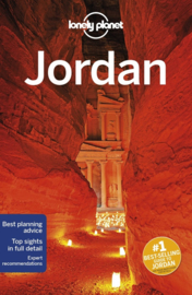 Reisgids Jordan | Lonely Planet | ISBN 9781786575753