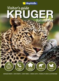 Reisgids - Natuurgids - Wegenatlas Kruger Nationaal park | Mapstudio | ISBN 9781770269125