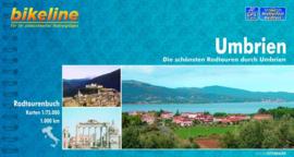 Fietsgids Radatlas Umbrien - 1020 km. | Bikeline | ISBN 9783850003568