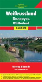 Wegenkaart Wit Rusland - Belarus | Freytag & Berndt | ISBN 9783707909630