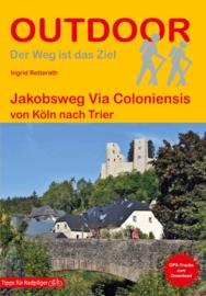 Wandelgids Via Colonensis : Van Keulen naar Trier | Conrad Stein 241 | ISBN 9783866866287